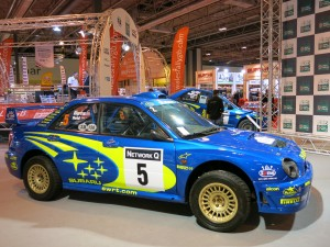 The Autosport Rally Feature celebrated the history of Wales Rally GB, displaying the cars of Richard Burns & Colin McRae