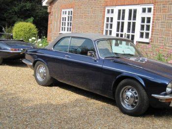 1975 V12 Jaguar XJC