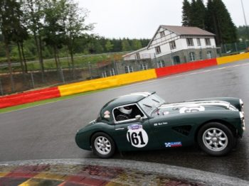 Austin Healey 3000 MK I FIA Race Car