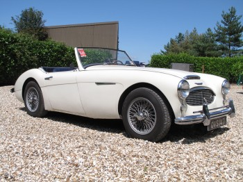 Austin Healey 100/6 For Sale