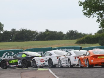 Ginetta Junior Championship Highlights - 2014