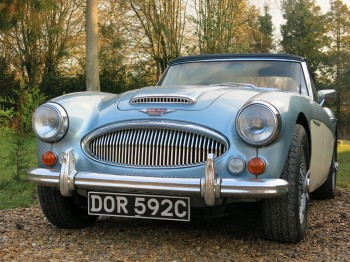 Austin Healey 3000 MK III For Sale