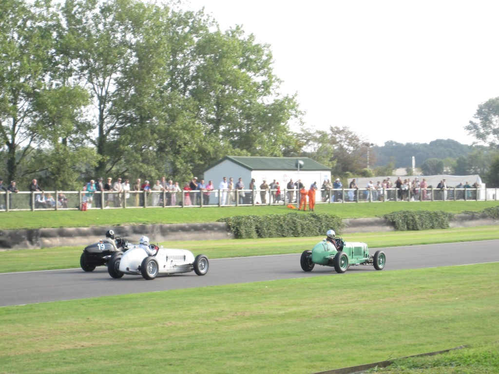 If you like cars, you will like the Goodwood Festival of Speed