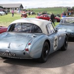 Healey Sport Sprint & Hill Climb Challenge Round 1 at Gurston Down