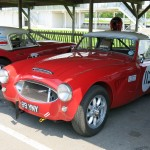Austin Healey Sprint and Hill Climb Challenge