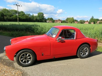 Austin Healey Sebring Sprite For Sale