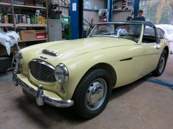 Austin Healey 3000 MK I For Sale