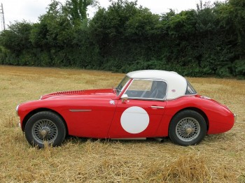 Austin Healey 3000 MK I Rally Spec