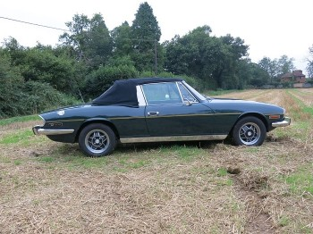 1973 Triumph Stag For Sale at Bill Rawles Classic Cars