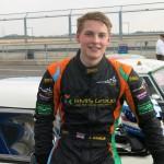 My First Weekend of Healey Racing