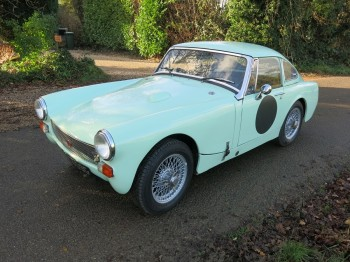 MG Midget Ashley 1275