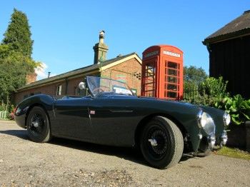 Austin Healey 100 M Spec for sale at Bill Rawles Classic Cars