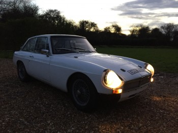 MG BGT For Sale at Bill Rawles Classic Cars Ltd