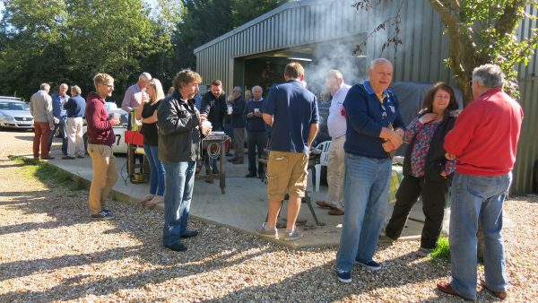 Saturday Coffee Mornings 10 til 1 once a month - April to September