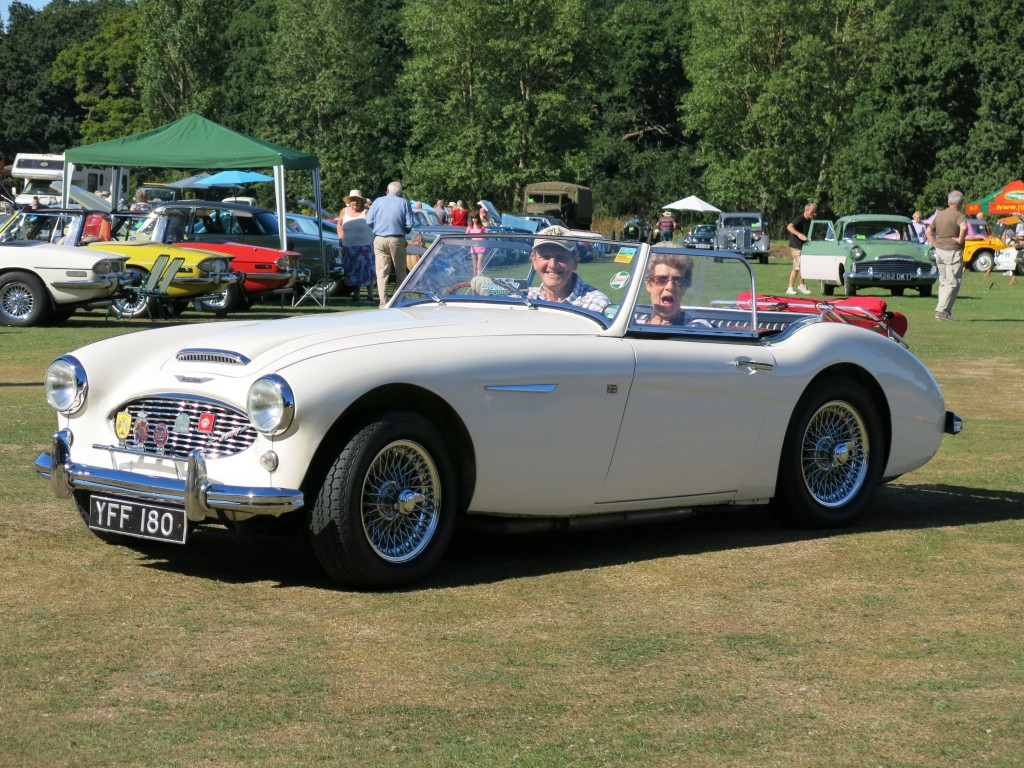 White Dove Collector's Transport Show Sunday 14th August 2016