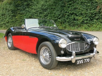 Austin Healey 100/6 for sale at Bill Rawles Classic Cars Ltd