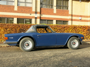 Triumph TR6 for sale at Bill Rawles Classic Cars Ltd