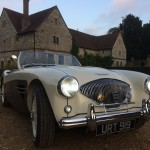 Austin Healey BN2 100 M Spec - Healing Powers