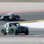 Algarve Festival Portimao - 28th - 30th October 2016 - Jack Rawles managed to set a new lap record in a Healey during this weekend
