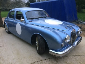 Jaguar MK 1 Race Car 3.4ltr