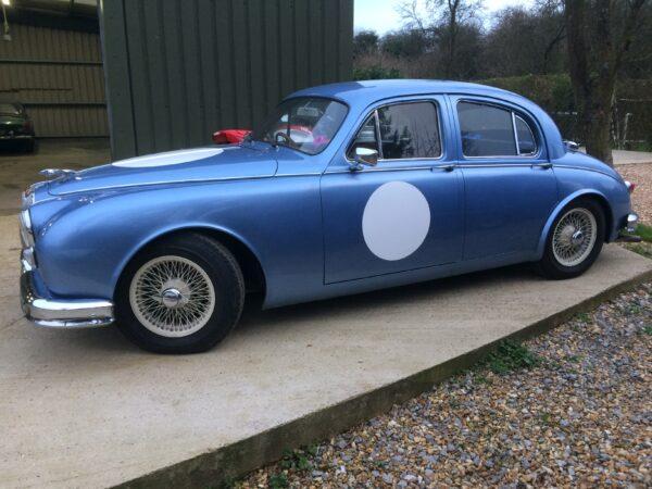 For Sale - Jaguar MK 1 3.4ltr Race Car