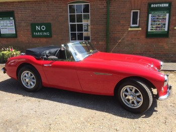 Austin Healey 3000 MKIII for sale at Bill Rawles Classic Cars Ltd