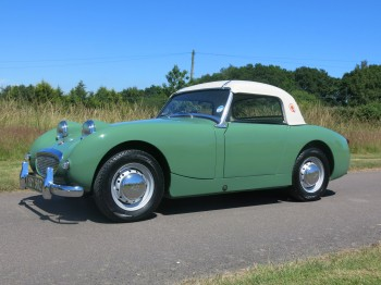 Austin Healey Frogeye Sprite Mark 1