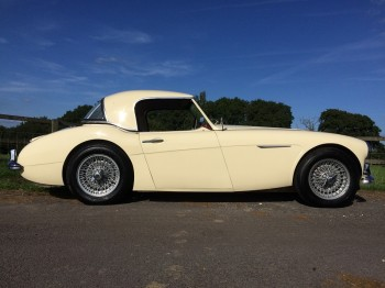 Austin Healey 100/6 500 CFC for sale at Bill Rawles Classic Cars Ltd