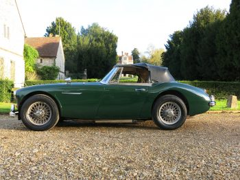Austin Healey 3000 MK III BJ8 for sale at Bill Rawles Classic Cars Ltd