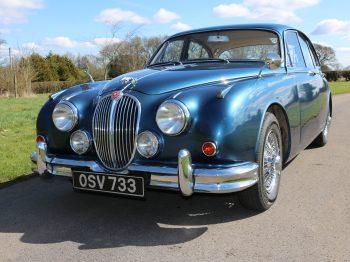 Jaguar Mk2 3.4l