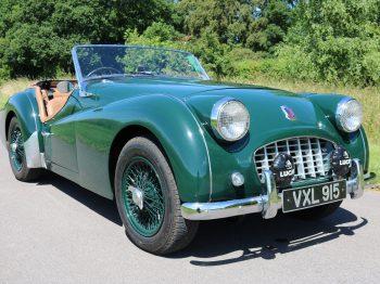 Triumph TR3 2L